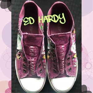 ❗️JUST LISTED❗️ Ed Hardy Casual Shoes